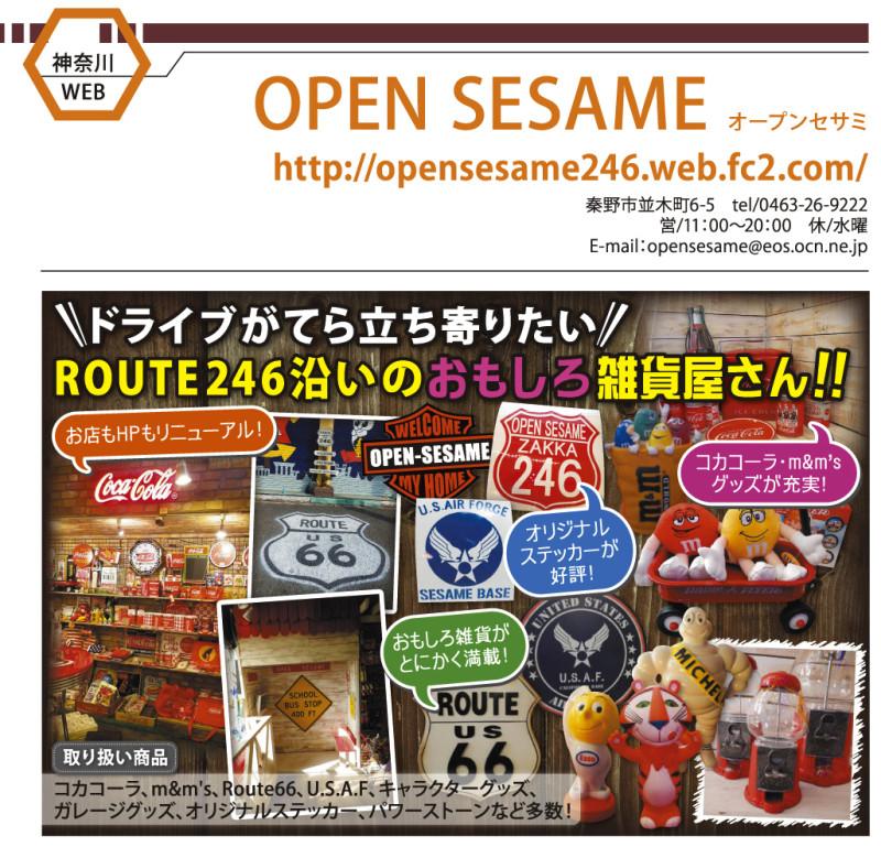 オープンセサミ様2
