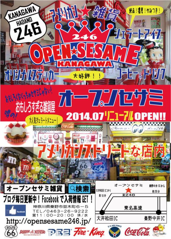 OPEN-SESAME-ちらし2014